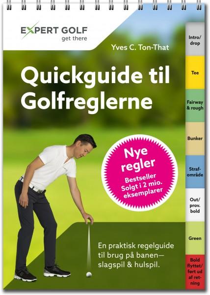 Quickguide til golfreglerne